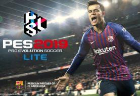 PES 2019 LITE è disponibile gratuitamente su PS4, Xbox One e Steam!