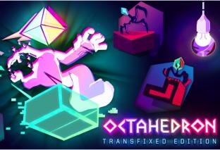 Octahedron: il platform d'azione salterà il 17 gennaio su Nintendo Switch!