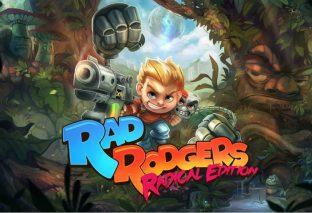 Rad Rodgers - Radical Edition arriverà all'inizio del 2019 su Nintendo Switch!