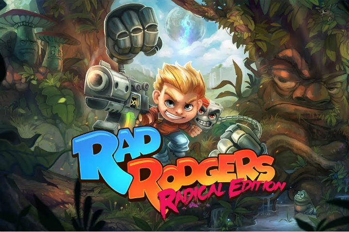 Rad Rodgers: Radical Edition – Recensione