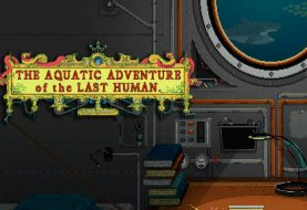 The Aquatic Adventures of the Last Human si immerge oggi, 25 dicembre, su Nintendo Switch!