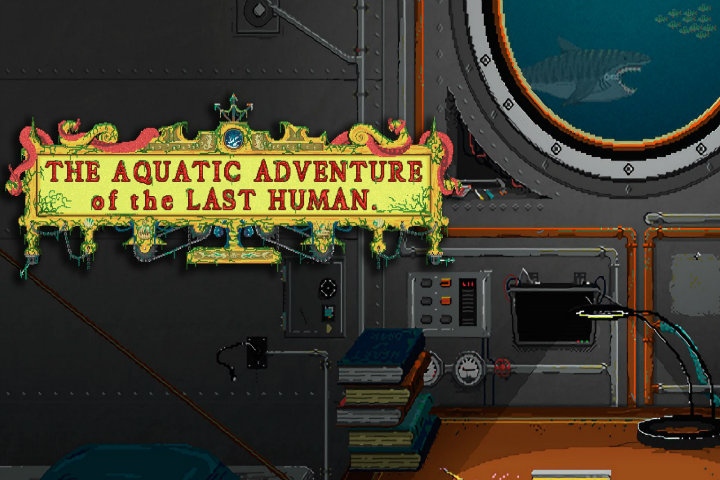 The Aquatic Adventures of the Last Human si immerge oggi, 25 dicembre, su Nintendo Switch!