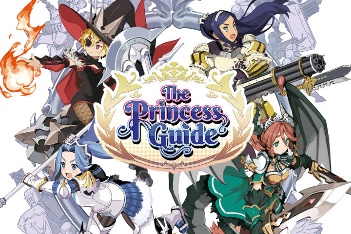 The Princess Guide arriverà il 29 marzo su Nintendo Switch e PS4!