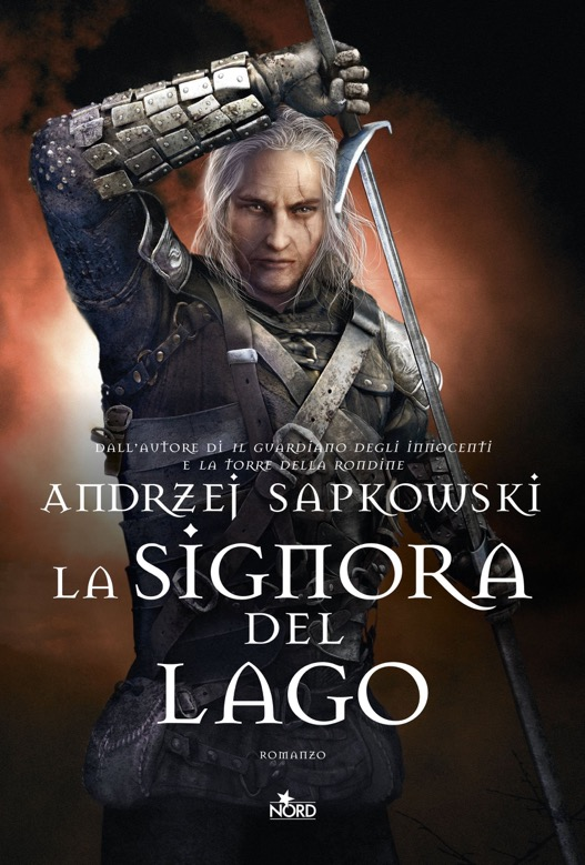 The Witcher romanzo