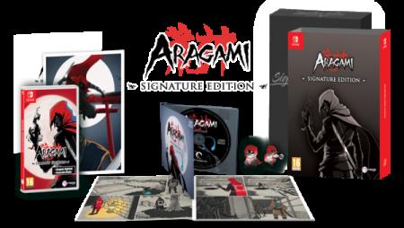 Aragami: Switch Signature Edition