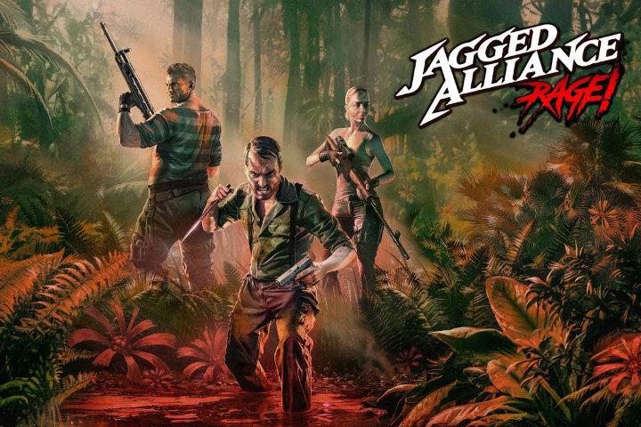 Jagged Alliance: Rage! – Recensione