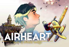 Airheart - Tales of broken Wings vi farà volare il 31 gennaio su Nintendo Switch!