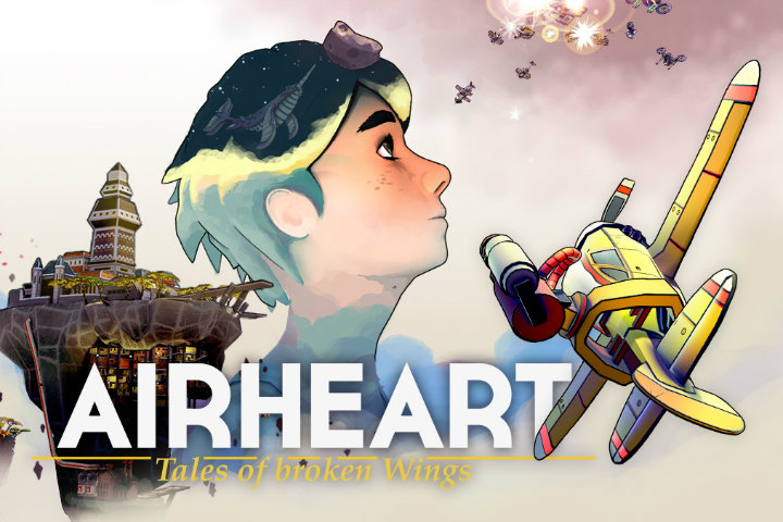 Airheart: Tales of broken Wings – Giochiamolo su Nintendo Switch