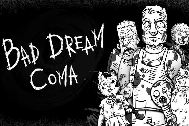 Bad Dream: Coma, il punta e clicca horror arriverà il 24 gennaio su Nintendo Switch!