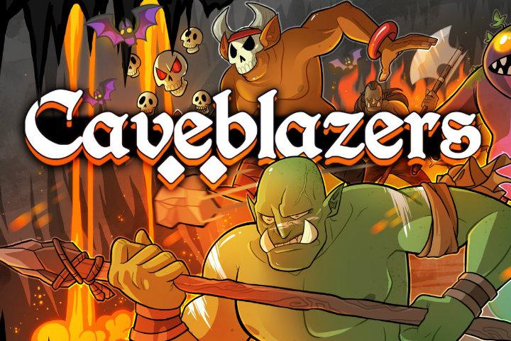 Caveblazers: il platform roguelike arriverà il 10 gennaio su Nintendo Switch!
