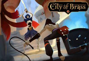 City of Brass: il roguelike in prima persona arriverà l'8 febbraio su Nintendo Switch!