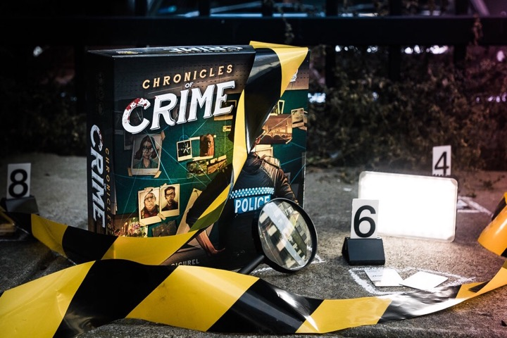 Chronicles of Crime – Recensione (pacchetto base)