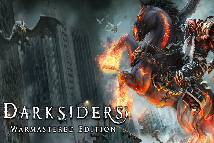 Darksiders: Warmastered Edition arriverà il 2 aprile su Nintendo Switch!