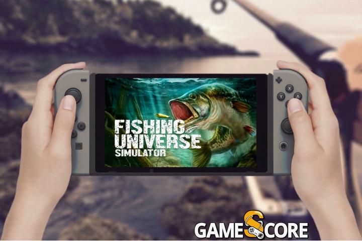 Fishing Universe Simulator su Nintendo Switch: i nostri primi minuti di gioco!