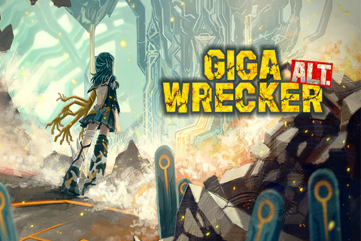 GIGA WRECKER Alt. arriverà tra il 30 aprile e il 3 maggio su console!
