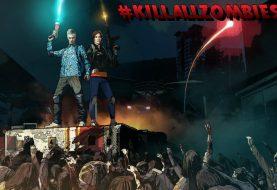 #KILLALLZOMBIES: lo sparatutto zombie arriverà il 24 gennaio su Nintendo Switch!
