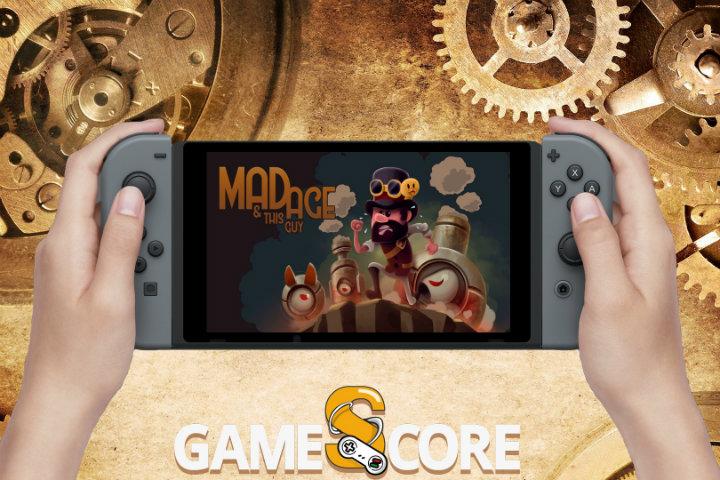 Mad Age & This Guy su Nintendo Switch: i nostri primi minuti di gioco!