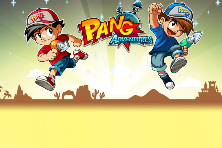 Pang Adventures: l'arcade game è arrivato a sorpresa su Nintendo Switch!