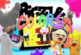 Piczle Colors: il puzzle game vi farà colorare il 31 gennaio su Nintendo Switch!