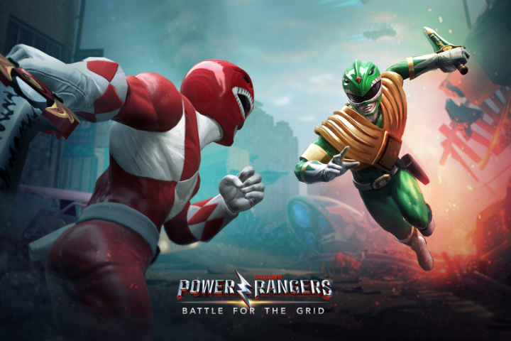 Power Rangers: Battle for the Grid annunciato per PS4, Xbox One, Switch e PC