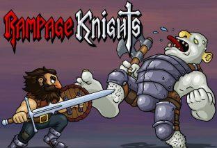 Rampage Knights: il beat'em up roguelike arriverà il 17 gennaio su Nintendo Switch!