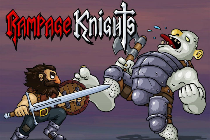 Rampage Knights – giochiamo al beat 'em up cooperativo su Nintendo Switch