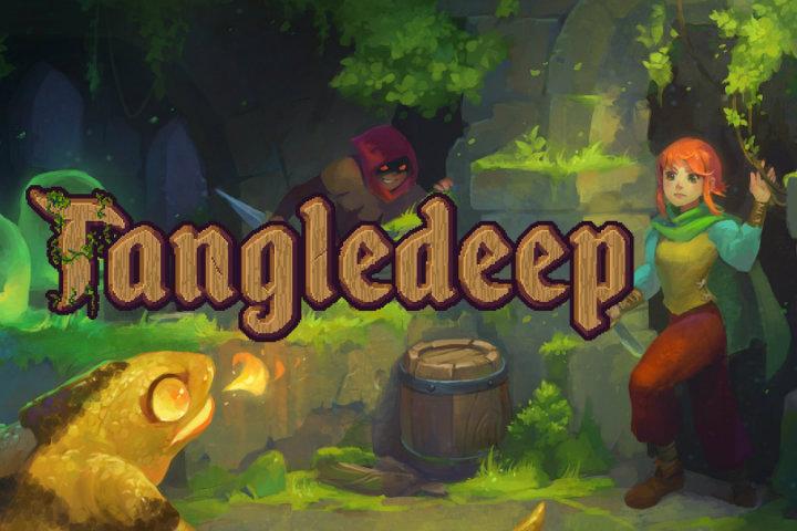 Tangledeep: il GdR a 16 bit arriverà il 31 gennaio su Nintendo Switch!