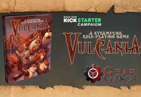 Vulcania - analisi manuale Quickstarter