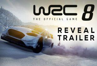 WRC 8 è in arrivo su PC e console