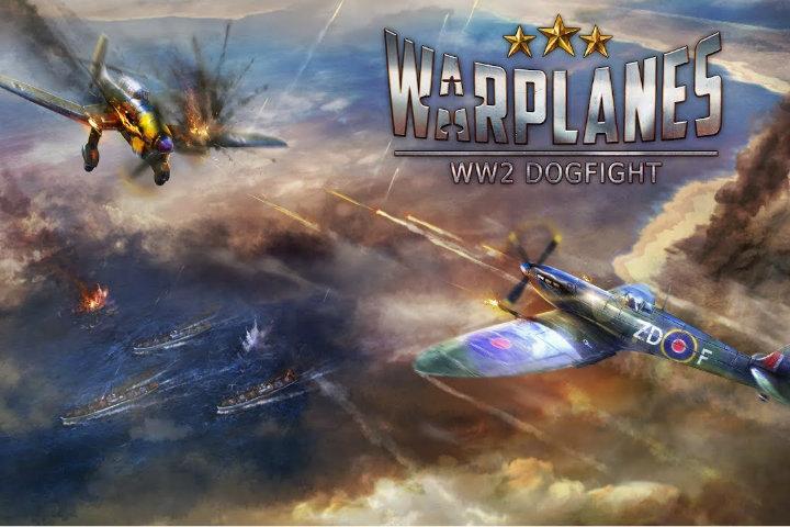 Warplanes: WW2 Dogfight su Nintendo Switch, i nostri primi minuti di gioco!