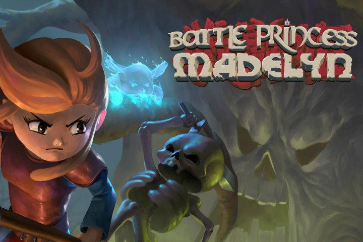 Nuovi aggiornamenti consistenti per Battle Princess Madelyn su Nintendo Switch!