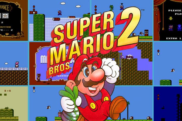 Super Mario Bros. 2 – Sessantaquattresimo Minuto