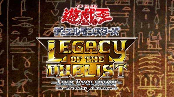 Yu-Gi-Oh Legacy of the Deuelist Link Evolution