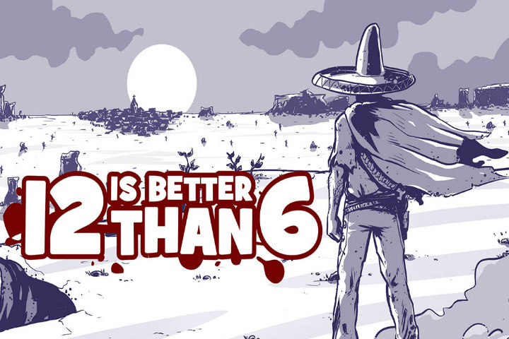 12 is Better Than 6: lo sparatutto top-down arriverà il 5 marzo su Nintendo Switch!