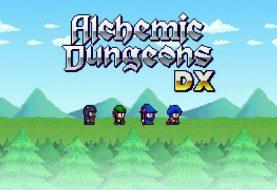 Alchemic Dungeons DX arriverà il 14 febbraio su Steam e Nintendo Switch!