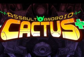 Assault Android Cactus+ arriverà su Nintendo Switch!