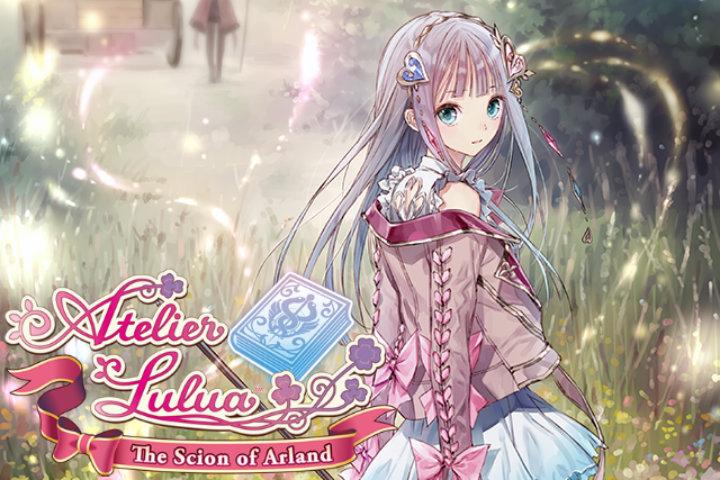 Atelier Lulua: The Scion of Arland arriverà il 24 maggio su Steam, Nintendo Switch e PS4!