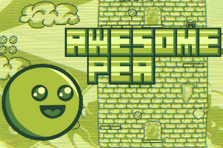 Awesome Pea: il gioco platform arriverà il 1 marzo su Nintendo Switch!