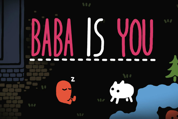 Baba Is You: il puzzle game arriverà il 13 marzo su Steam e Nintendo Switch!