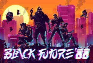 Black Future '88: lo sparatutto d'azione roguelike arriverà nel 2019 su Steam e Nintendo Switch!