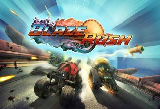 BlazeRush: l'arcade game di corse gareggerà il 19 febbraio su Nintendo Switch!