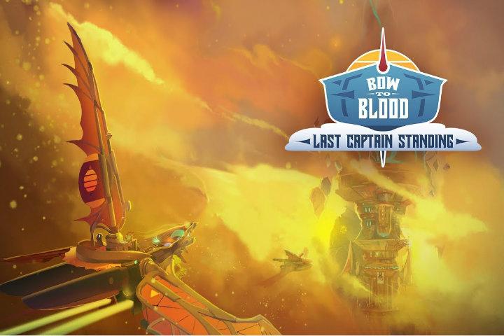 Il roguelike d'azione Bow to Blood: Last Captain Standing arriverà ad aprile su PC e console!