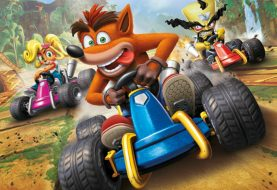 Trailer sui costumi spaziali di Crash Team Racing Nitro-Fueled
