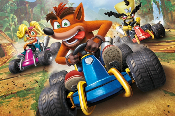 Nuovi Trailer e Gameplay per Crash Team Racing Nitro-Fueled