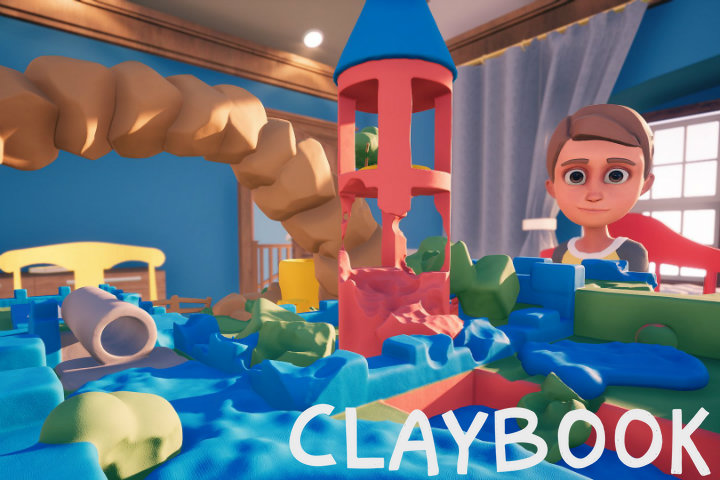 Claybook: il puzzle game arriverà il 12 marzo su Nintendo Switch!
