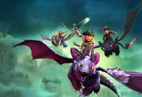 DreamWorks Dragons: L'alba dei nuovi cavalieri è ora disponibile su console!