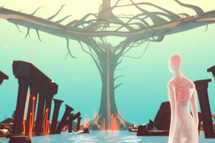 Etherborn: annunciato il puzzle platform gravitazionale per PC e console!