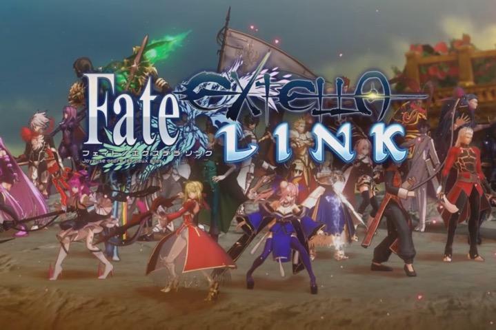 Fate/EXTELLA LINK sta per arrivare su Console!