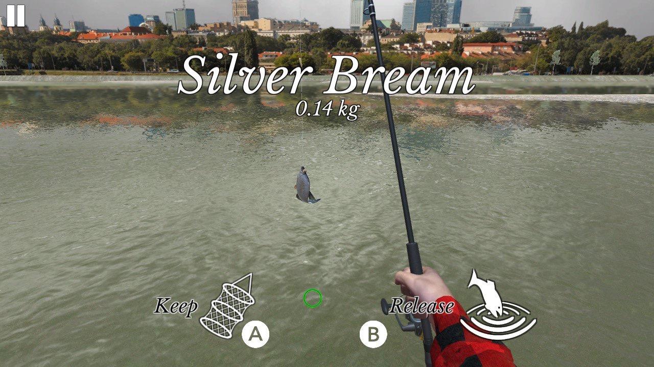 Fishing Universe Simulator