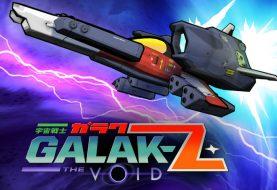 GALAK-Z: The Void: Deluxe Edition è arrivato su Nintendo Switch!